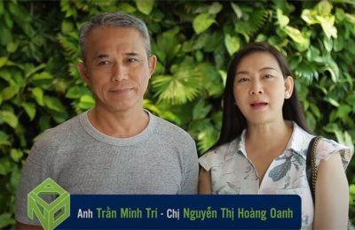 Anh Trần Minh Chí - Nguyễn Thị Hoàng Anh