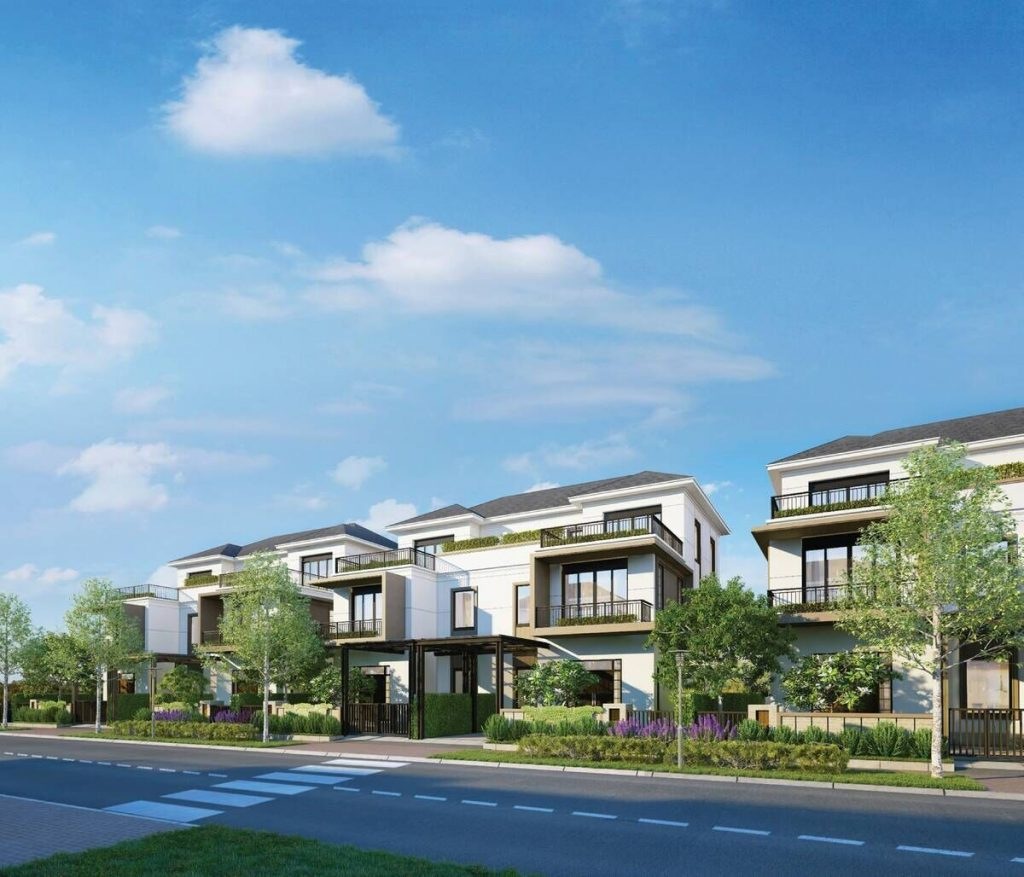 the suite biệt thự 10x20