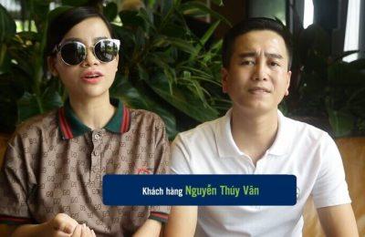 Nguyễn Thuý Vân - Khách hàng