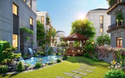 Vì sao nhà phố vườn sinh thái được ưa chuộng?