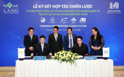 hệ thống các trường học quốc tế tại aqua city