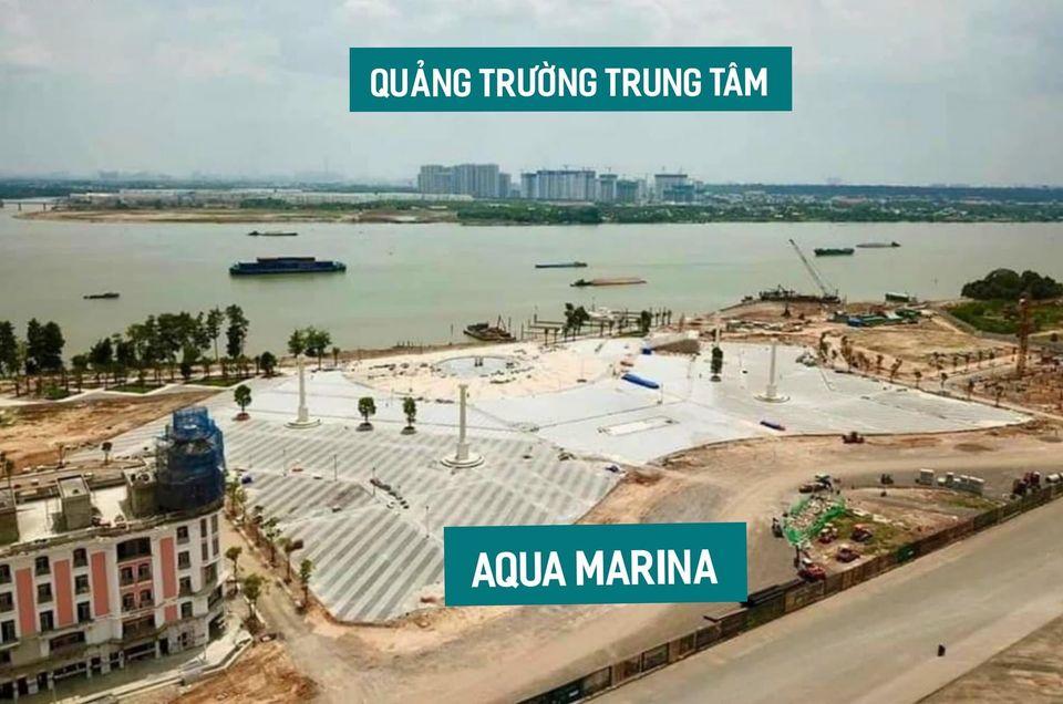 tiến độ Aqua City Aqua Marina